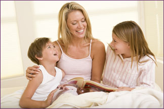 family book review
