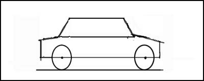 how to draw cars the easy way step five