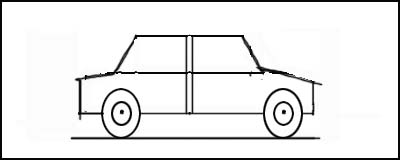 how to draw cars the easy way step six