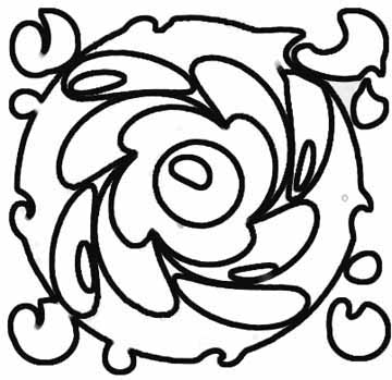 modern art coloring pages | Abstract Coloring Pages For You To Create Great Art