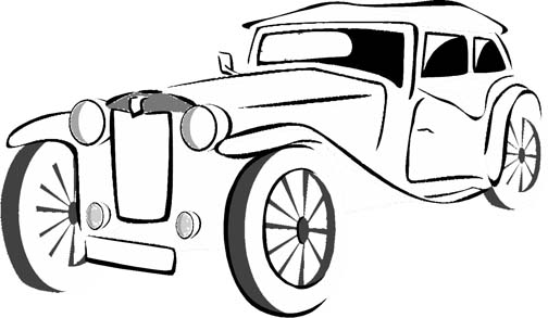 funny car coloring pages. Sports Car
