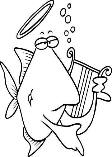 printable cartoon coloring pages