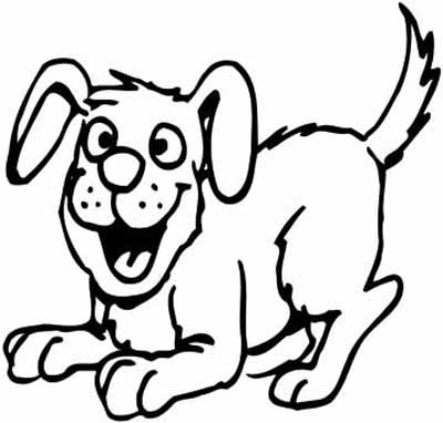 Puppy Coloring on Magical Dog Coloring Pages Of Poochies  Bowwows  Flea Bags  Mutt Or