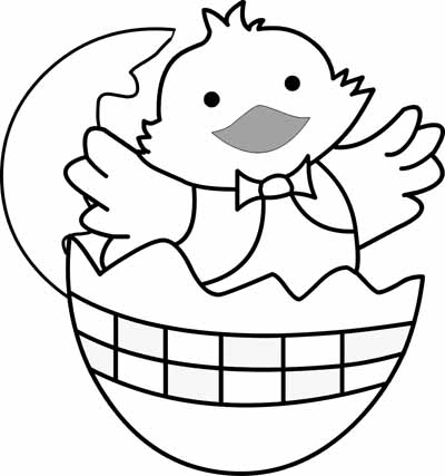 easter coloring pages - Easter Coloring Pictures