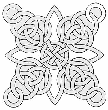 Coloring Pages  Adults on Geometric Coloring Pages For Adults