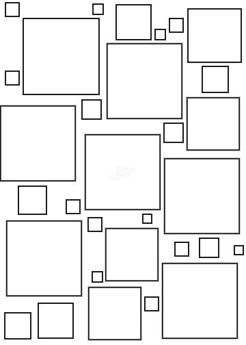 Abstract Shapes Coloring Pages : Free coloring pages of geometric shape abstract