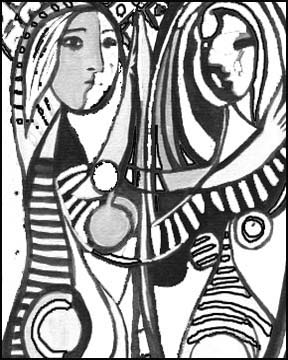 picasso coloring pages - Famous Art Coloring Pages Picasso
