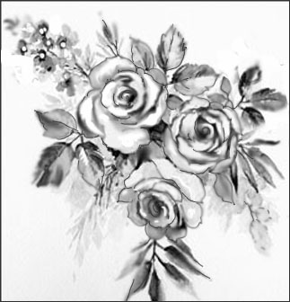 free printable roses coloring pages - Rose Coloring Pages