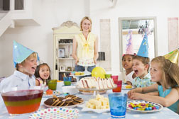 Our Funny Birthday Party